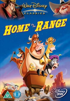 Home On The Range (Animated) (DVD)