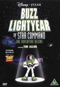 Buzz Lightyear Star Command (Disney / Pixar) (DVD)