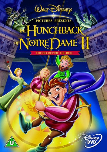 The Hunchback Of Notre Dame 2 - The Secret Of The Bell (Disney) (DVD)