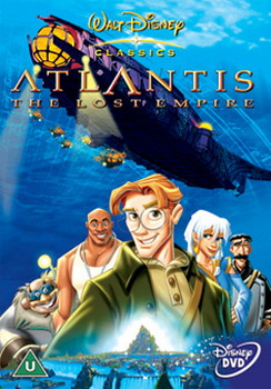 Atlantis (Disney) (DVD)