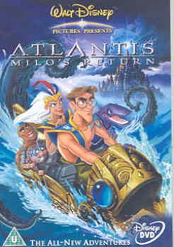 Atlantis : Milos Return (DVD)