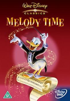 Melody Time (Disney) (DVD)