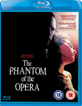 The Phantom Of The Opera (Blu Ray)
