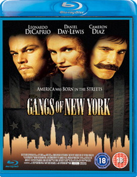 Gangs Of New York (Blu Ray)