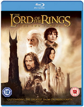 Lord Of The Rings - Two Towers (BLU-RAY)