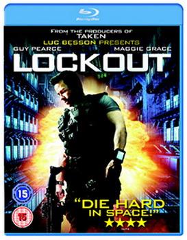 Lockout (BLU-RAY)