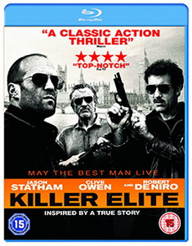 Killer Elite (Blu-Ray)