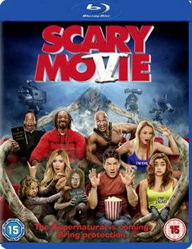 Scary Movie 5 (Blu-Ray)