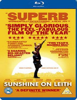 Sunshine On Leith (Blu-Ray) (DVD)