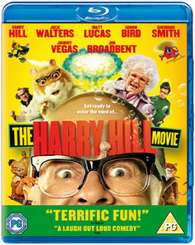 The Harry Hill Movie [Blu-ray]