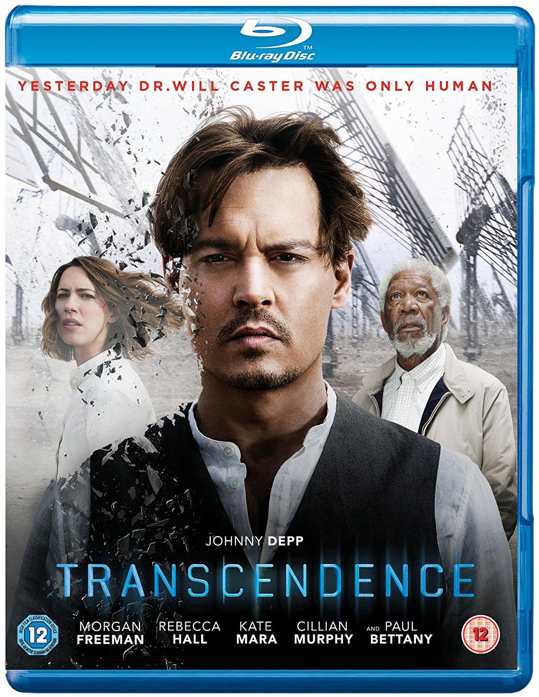Transcendence [Blu-ray]