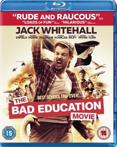 The Bad Education Movie [Blu-ray]