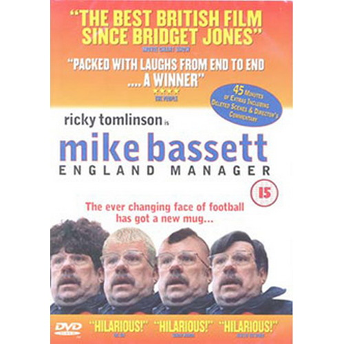 Mike Bassett: England Manager (DVD)