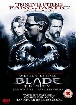 Blade: Trinity  (Wesley Snipes) (DVD)