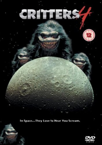 Critters 4: Critters In Space (DVD)