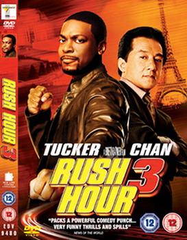 Rush Hour 3 (2 Disc) (DVD)