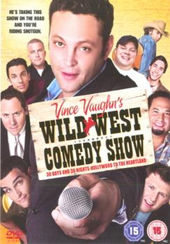 Vince Vaughns Wild West Show (DVD)