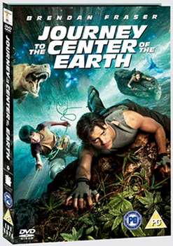 Journey To The Centre Of The Earth 3D (2008) (Includes 2X Red And Blue Glasses) (DVD)