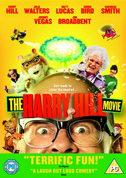 The Harry Hill Movie (DVD)
