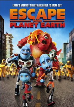 Escape From Planet Earth (2013) (DVD)