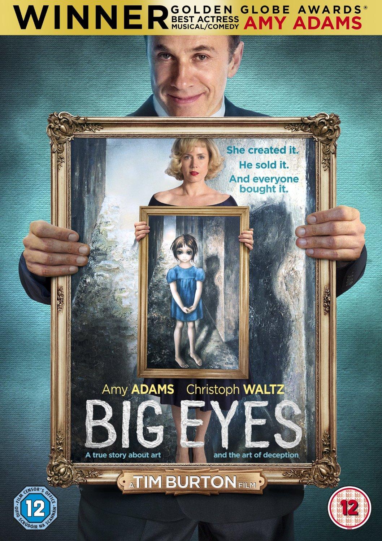 Big Eyes (DVD)