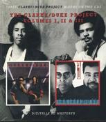 Stanley Clarke & George Duke - Clarke/Duke Project Vol.1 2 And 3 (Remastered) (Music CD)