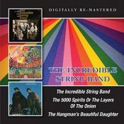 Incredible String Band (The) - Incredible String Band/5000 Spirits or the Layers of the Onion (Music CD)