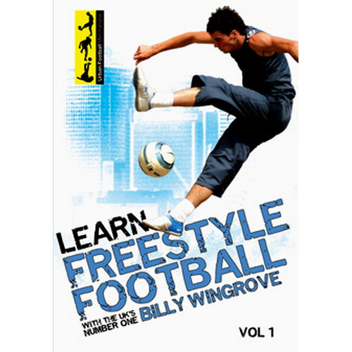Learn Freestyle Football (DVD)