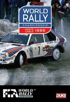 Monte Carlo Rally 1986 (DVD)