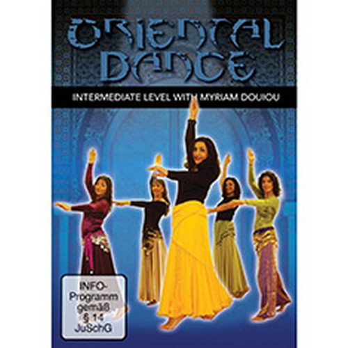 Oriental Dancing For Intermediate Level:Myriam Douiou (DVD)