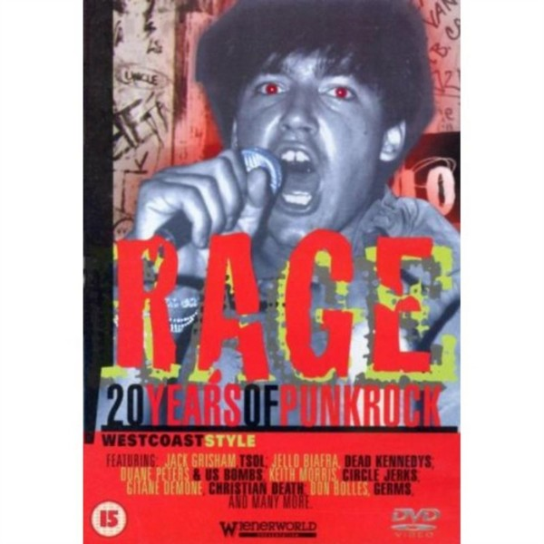 Rage - 20 Years Of Punk (DVD)