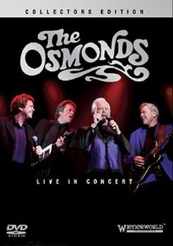 Osmonds - Live  The (DVD)