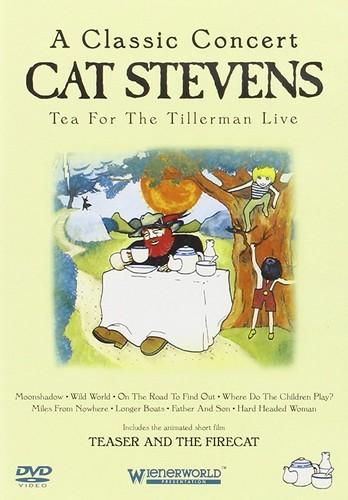Tea For The Tillerman - A Classic Concert - Cat Stevens (DVD)