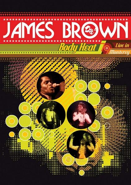 James Brown - Live (DVD)