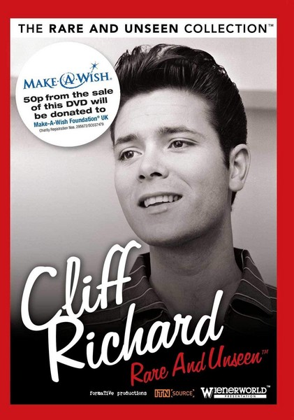 Cliff Richard - Rare And Unseen (DVD)