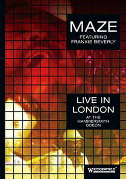 Maze: Live - Featuring Frankie Beverly (DVD)