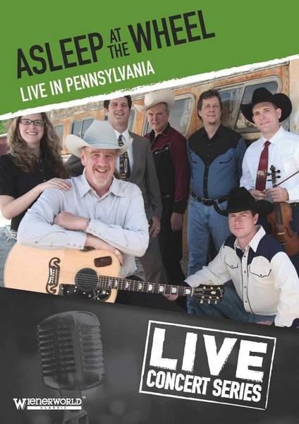 Asleep At The Wheel: Live In Pennsylvania (DVD)