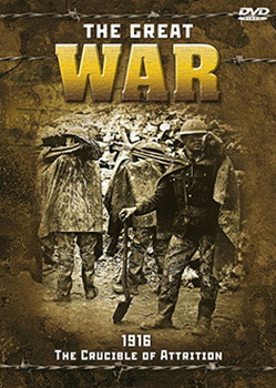 Great War 1916 - The Crucible Of Attrition (DVD)