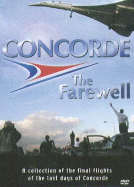 Concorde - The Farewell (DVD)