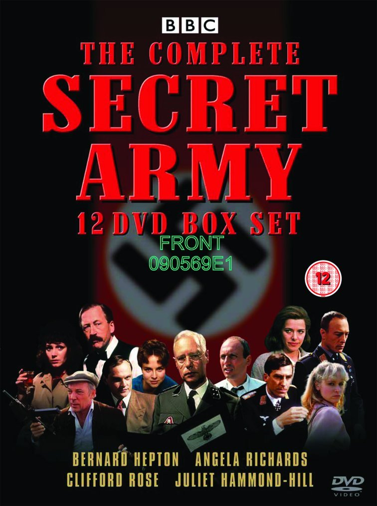 Secret Army - Complete Series 1  2 And 3 (Box Set) (DVD)