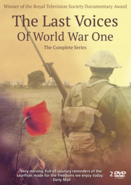 Last Voices Of World War One (DVD)