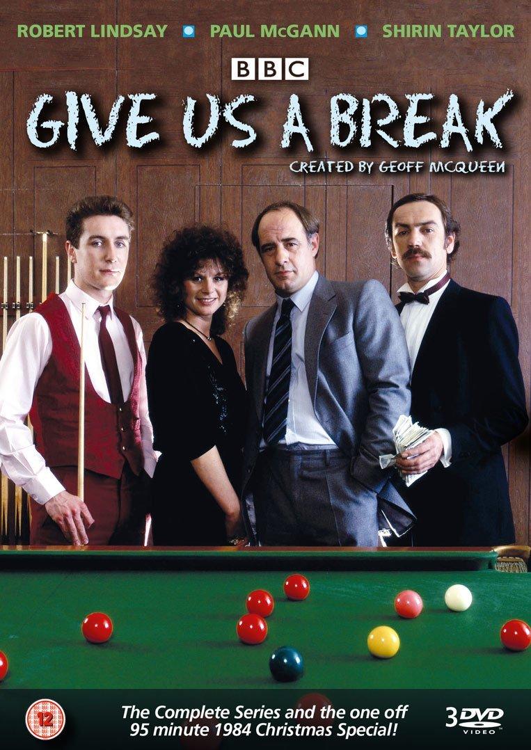 Give Us A Break (DVD)