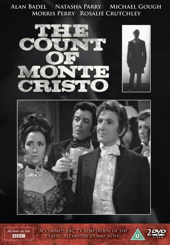 The Count Of Monte Cristo: The Complete Series (1964) (DVD)