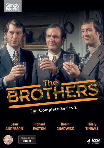 The Brothers: Complete Series Two (DVD)