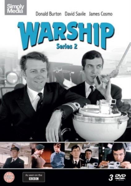 Warship: Series 2 (DVD)