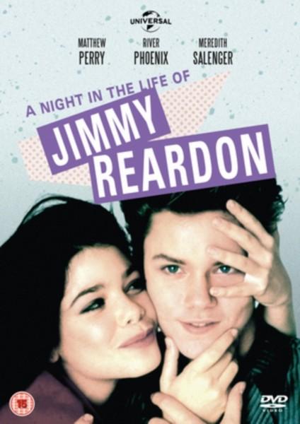 A Night In The Life Of Jimmy Reardon (DVD)