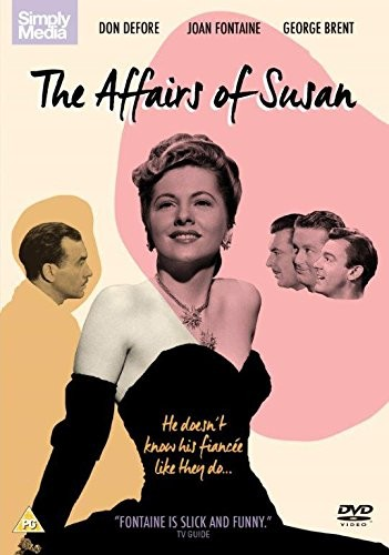 The Affairs Of Susan (DVD)