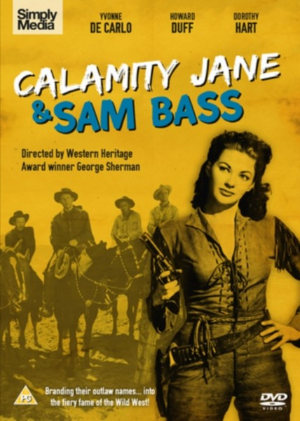 Calamity Jane And Sam Bass (DVD)