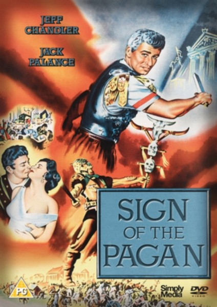 Sign Of The Pagan (DVD)