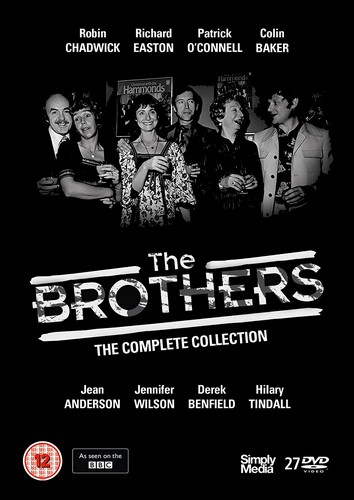 The Brothers - Complete Collection: Series 1 -7 (DVD Boxset)